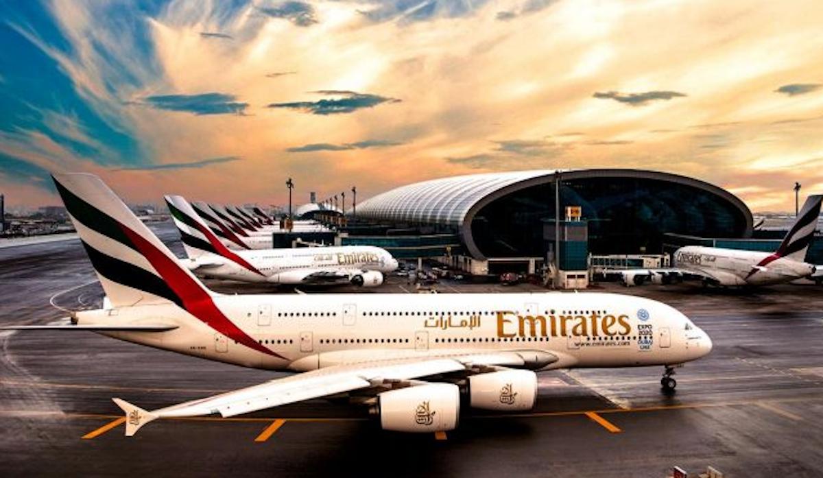 Emirates vuelo directo CDMX Dubai