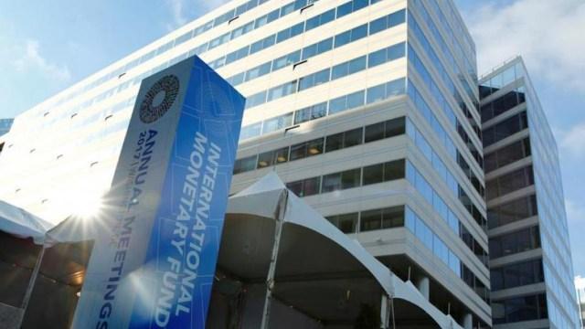 FMI, coronavirus, crisis económica