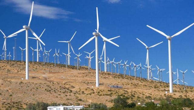 Industria de energía eólica en México