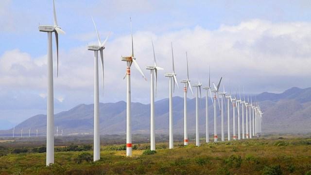 Industria de energía eólica