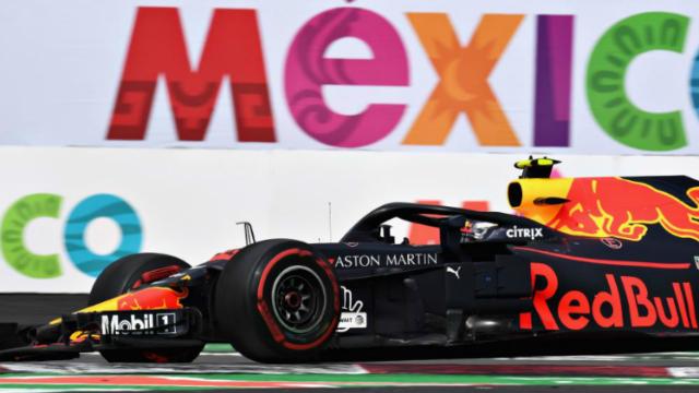 LA F1 PODRÍA QUEDARSE EN MÉXICO