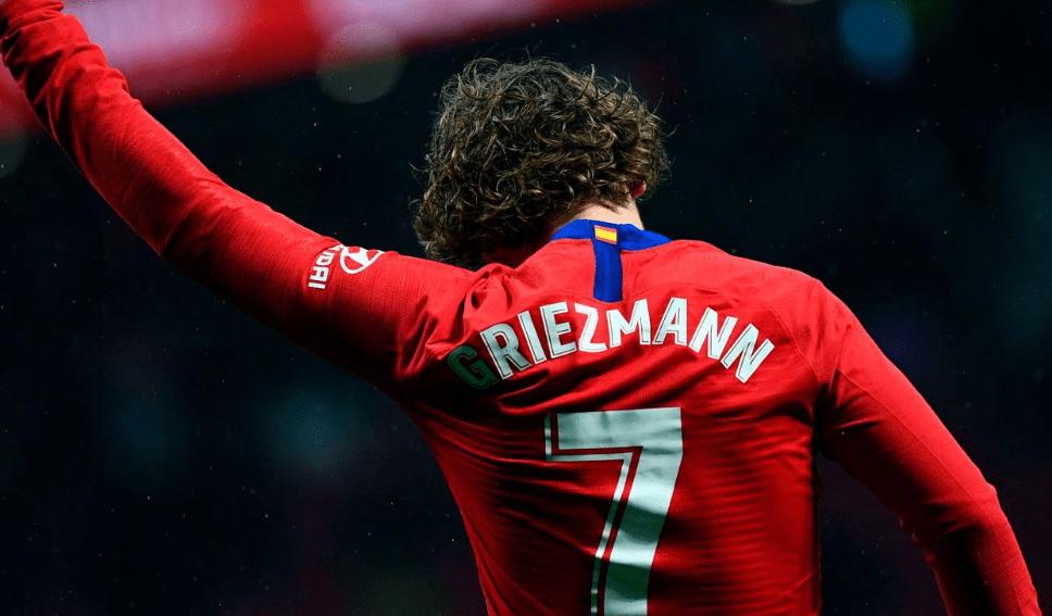 Llegada de Griezmann al Barcelona