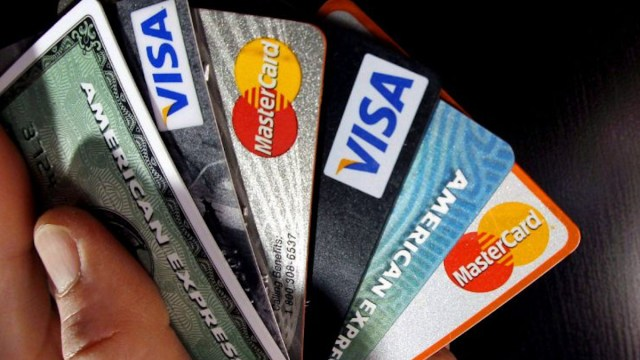 Pasos robo tarjeta de crédito