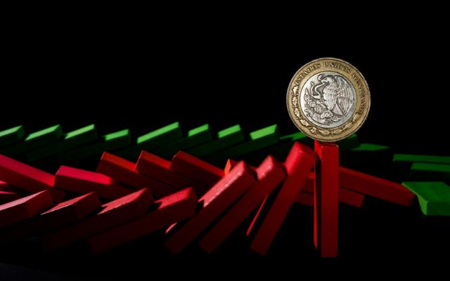 Recesión económica en México