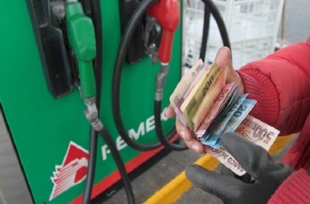 Reducen estímulo fiscal a gasolinas
