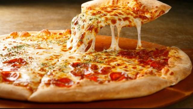 Te pagan por comer pizza