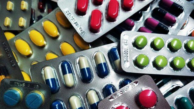 tabletas medicinas genericas