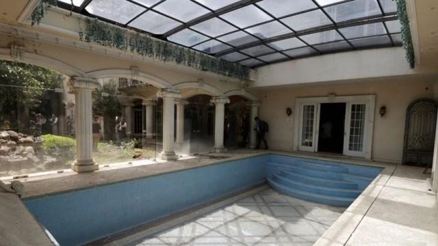 Casa de Zhenli Ye Gon