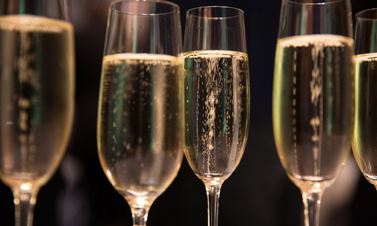 Diferencia entre champagne, Cava y vino espumoso