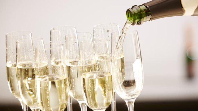 Elaboración de la champagne