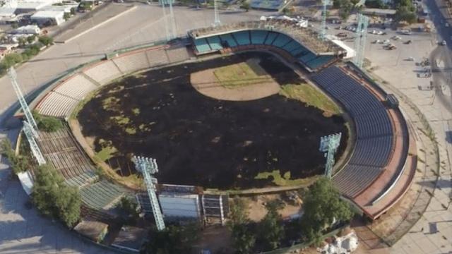 Estadio de béisbol Sonora