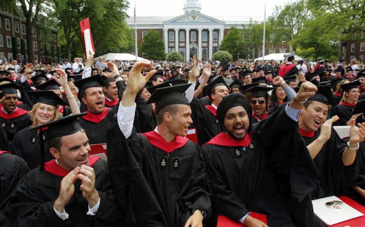 Graduados de Harvard