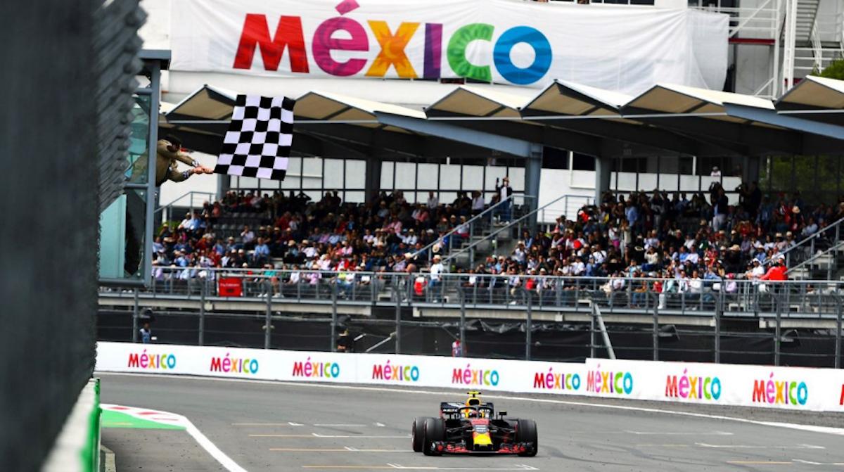 Gran Premio de la Formula 1 en México