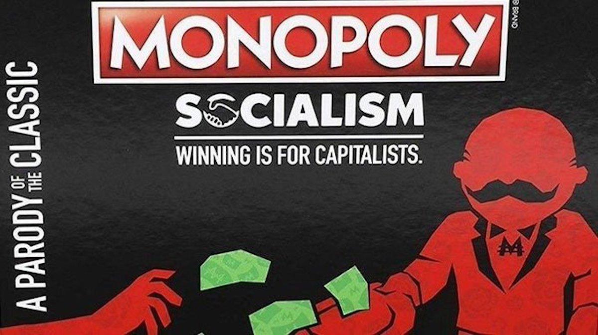 Hasbro lanza monopoly socialista