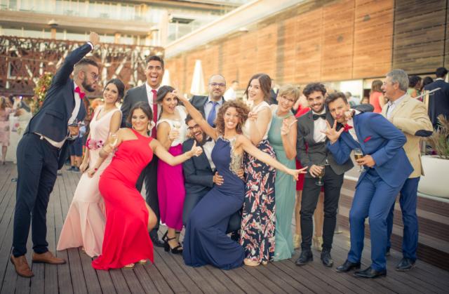 Invitados extra en tu boda