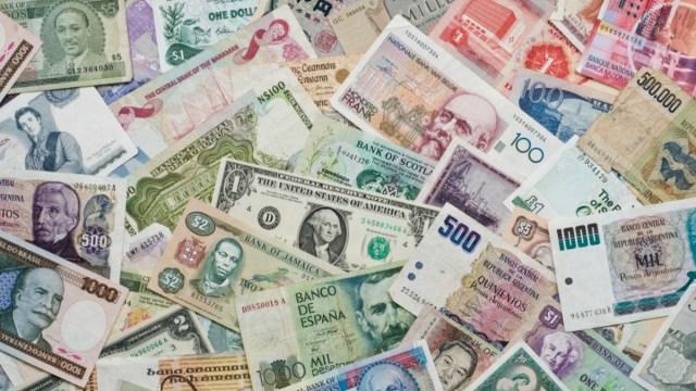 Los países más endeudados del mundo entero