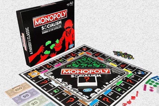 Monopoly socialista