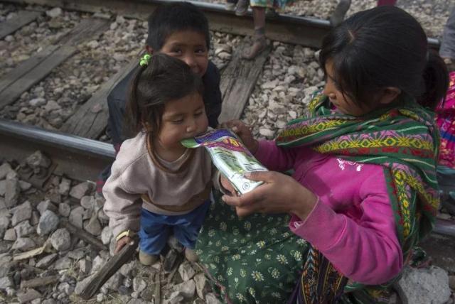 Niveles de pobreza en México
