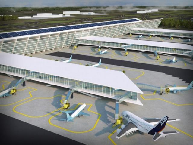 Plan de construcción de Santa Lucía
