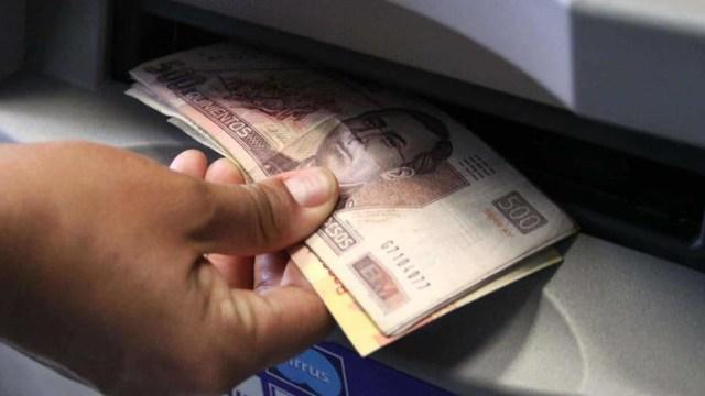 Retiro de efectivo sin tarjeta