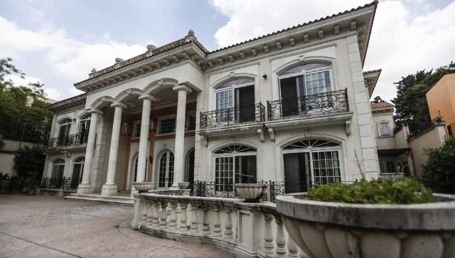Venta de la mansión de Zhenli Ye Gon