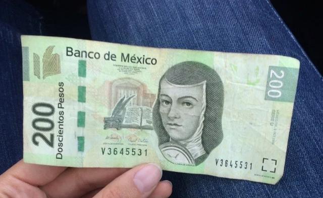 billetes falsos en México