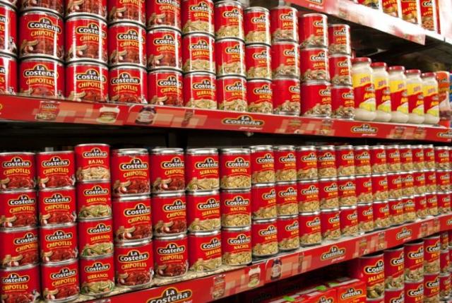 comercialización de verduras La Costeña