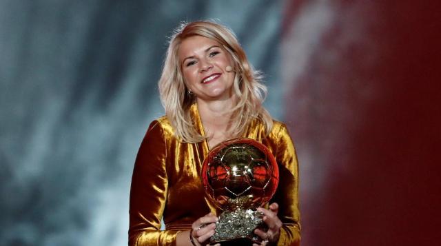 Ada Hegerberg la futbolista mejor pagada