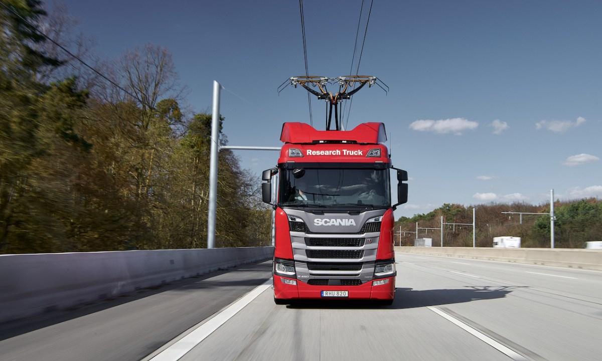 Autopista eléctrica de Alemania