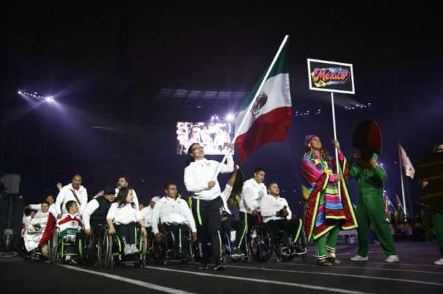 Delegación Juegos Parapanamericanos