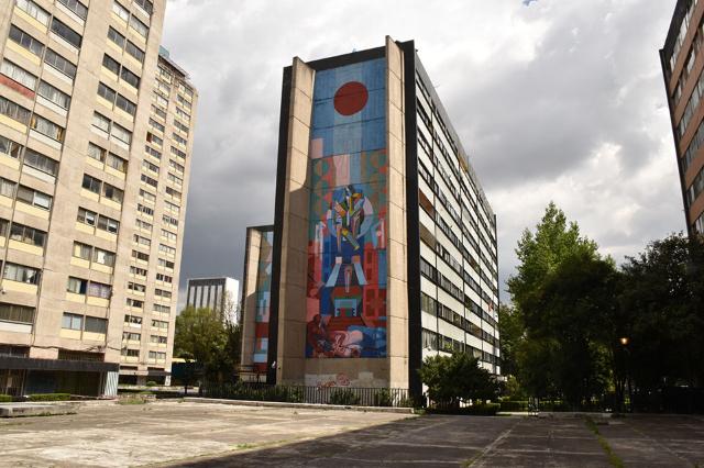 Departamentos en Tlatelolco