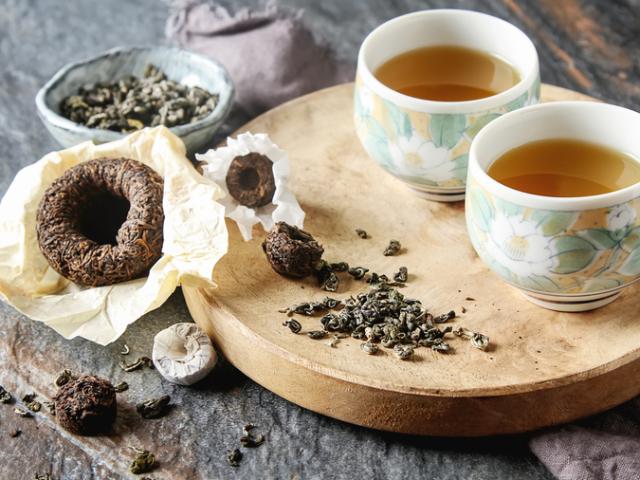 El té más caro del mundo