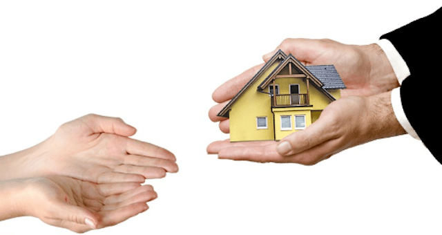 Heredar una propiedad