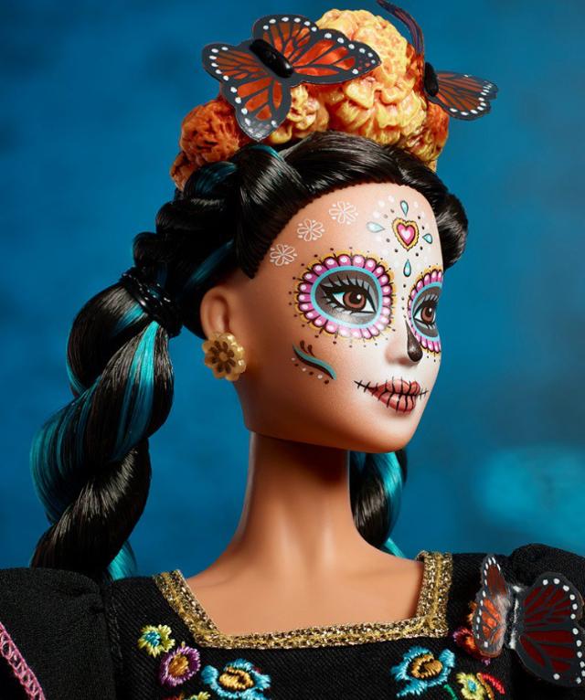 La nueva muñeca en honor a México