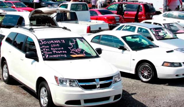 Venta y compra de autos usados