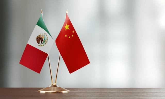 Comercio México China