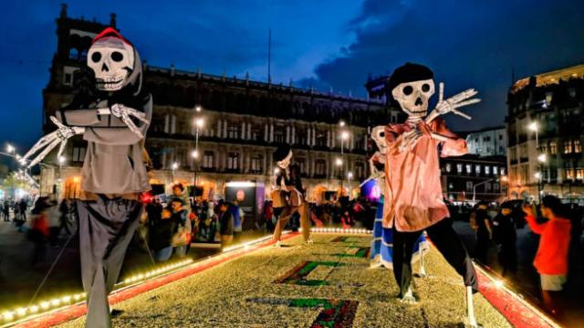 Día de muertos en Aguascalientes