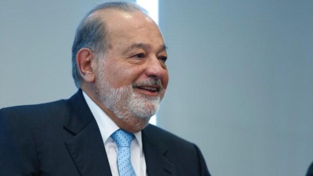 Esta es la fortuna de Carlos Slim