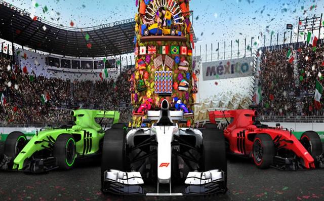 F1 en México