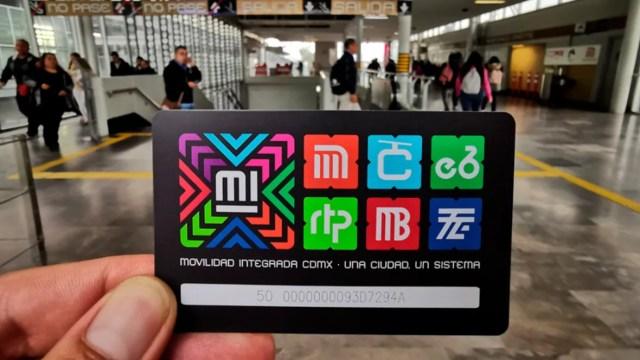 Nueva tarjeta del Metro