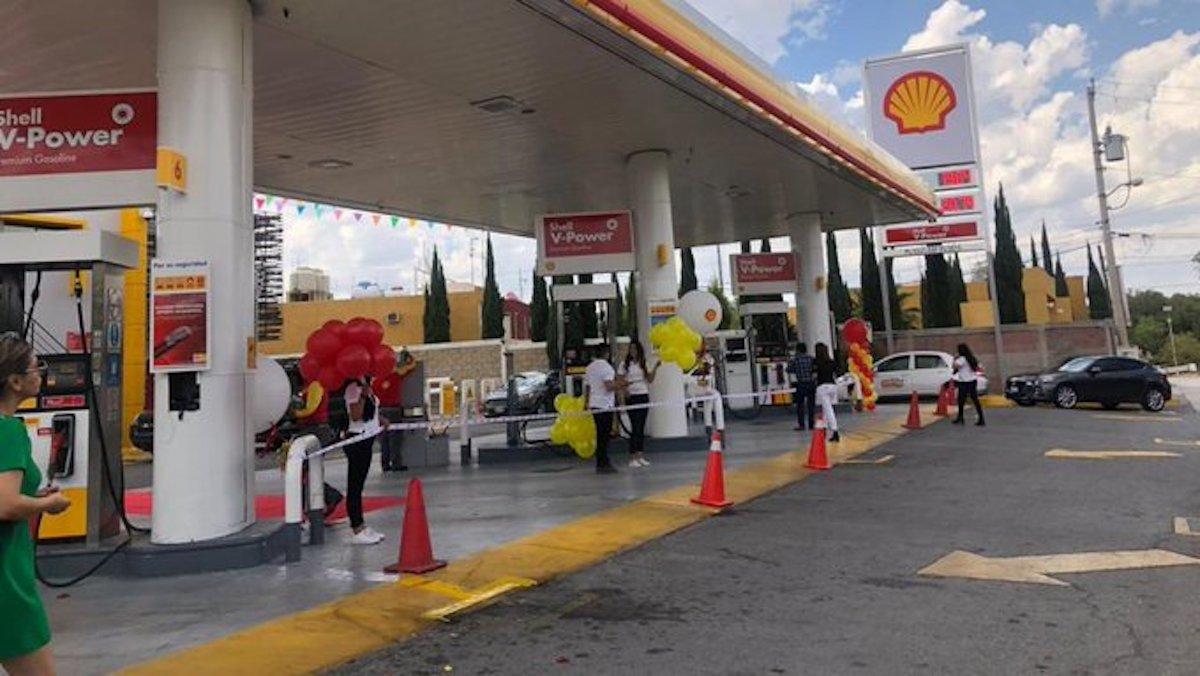Shell inicia importaciones a México