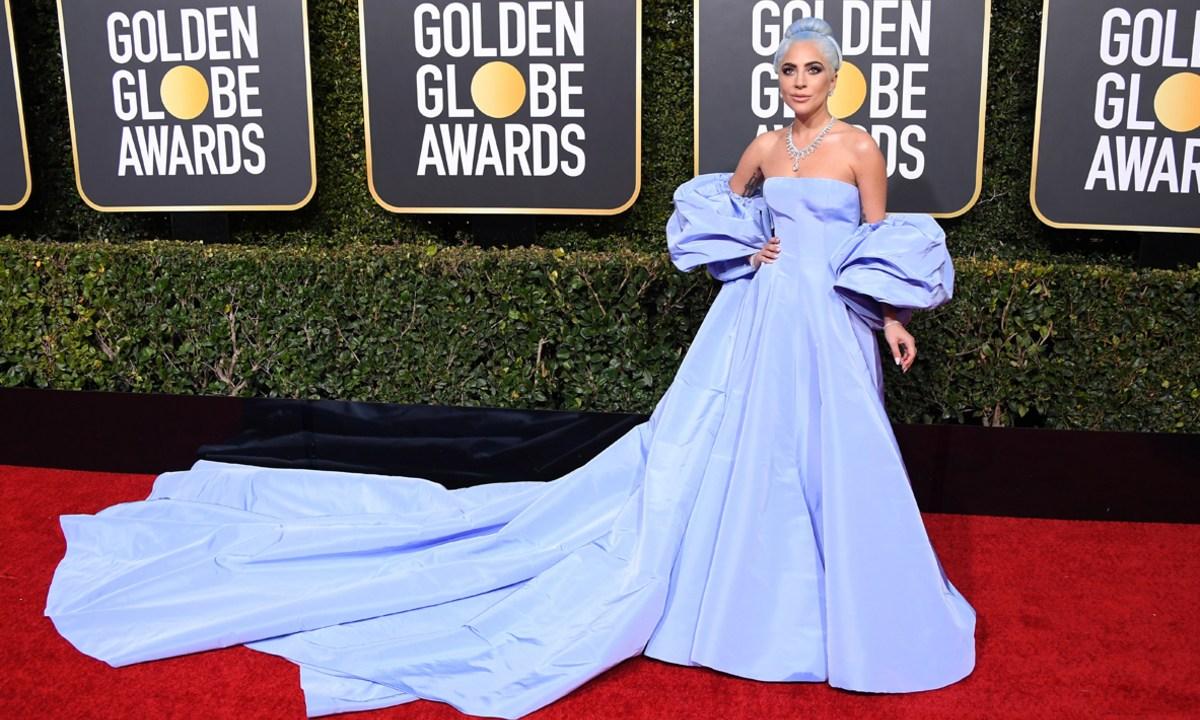 Subasta del vestido azul de Lady Gaga