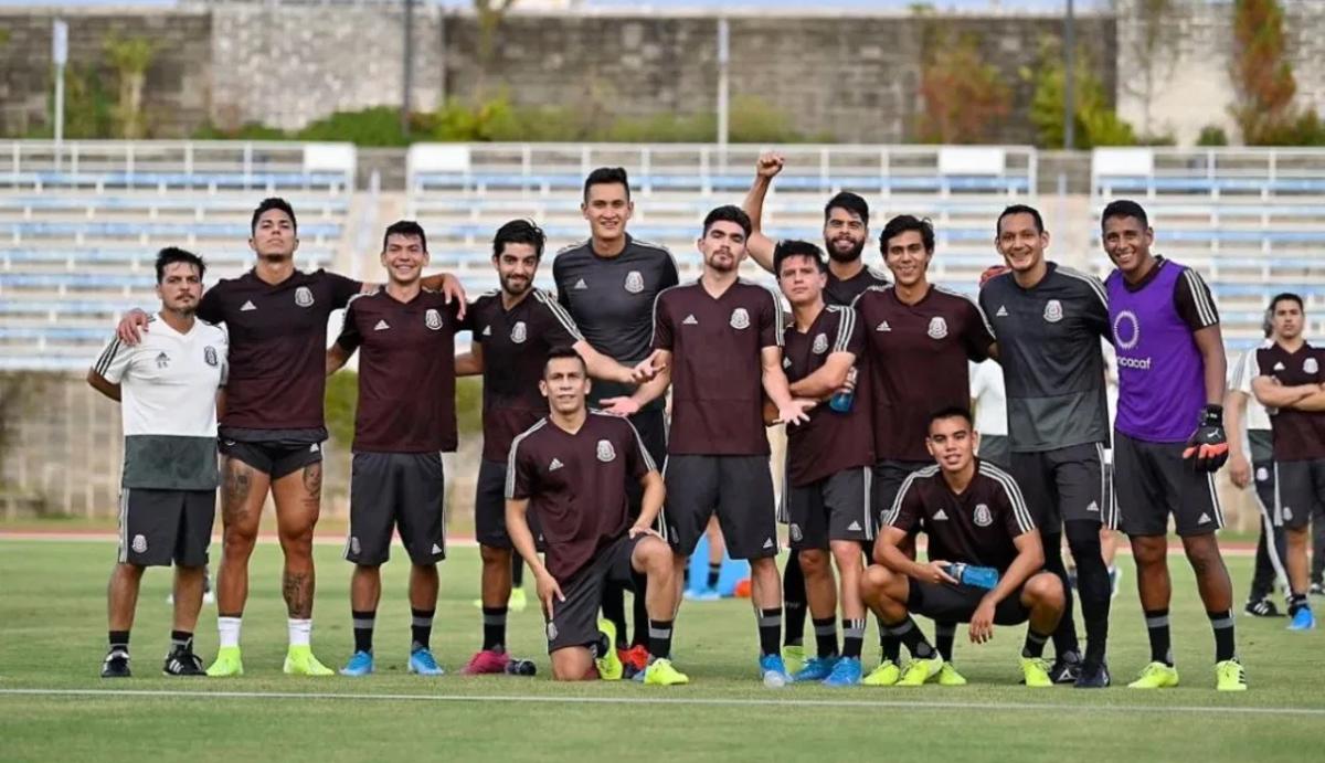 Valor de la Selección Mexicana