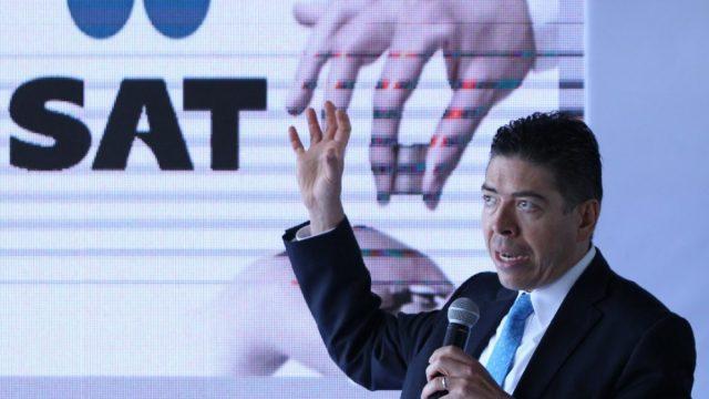 El abogado fiscal del despacho Sánchez Devanny, Luis Antonio González, CDMX, México, 15 de octubre de 2019 (Imagen: Especial)