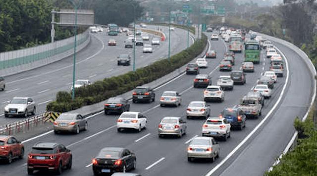 automóviles, autopista