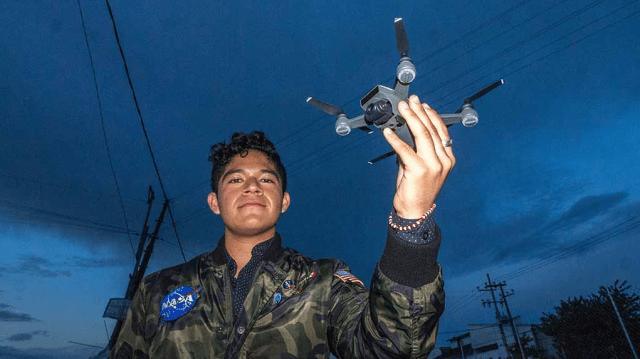 Jonathan Sánchez NASA