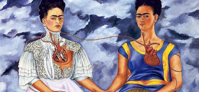 Obras de arte de Frida Kahlo