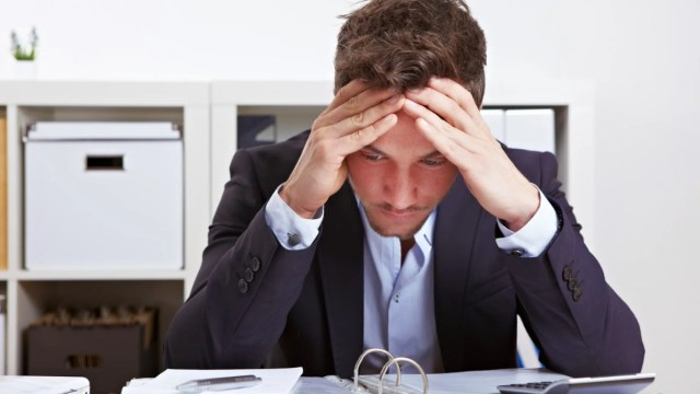 Problemas de salud por trabajar