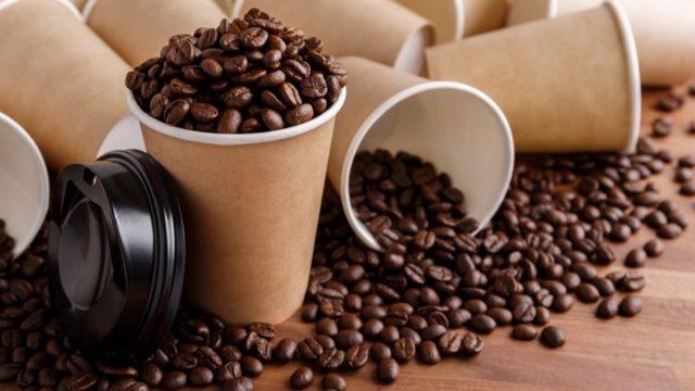 Imagen: Vasos desechables para el café, 6 de noviembre de 2019 (Imagen: Especial)