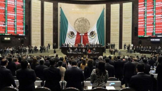 Imagen: Sesión en la Cámara de Diputados, 28 de noviembre de 2019 (Imagen: Especial)